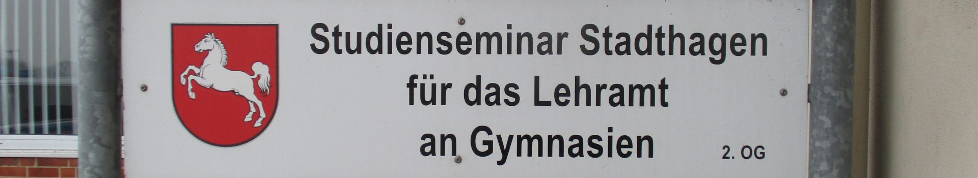 Studienseminar Stadthagen